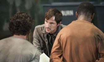 The Walking Dead Andrew J West