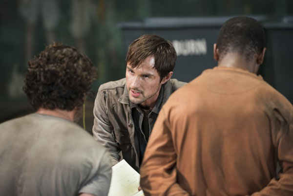 The Walking Dead Andrew J West