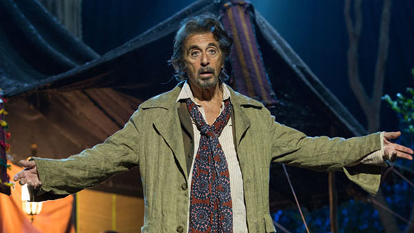 Al Pacino in The Humbling