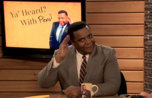 Jay Jackson as Perd Hapley