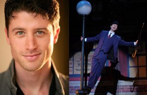 Brandon Davidson in Singin in the Rain
