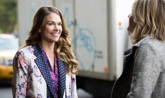 Sutton Foster in younger