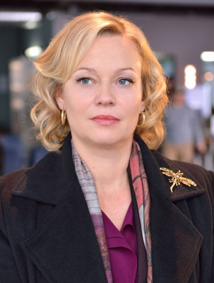Samantha Mathis The Strain