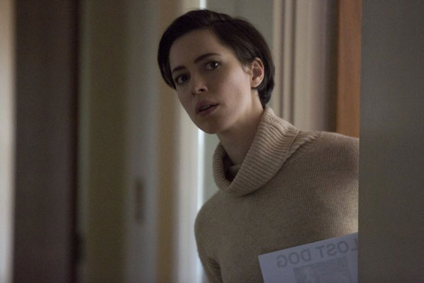 Rebecca Hall in The Gift