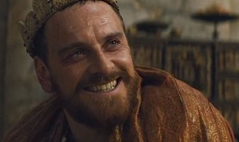 Michael Fassbender in Macbeth