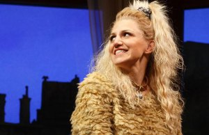 Annaleigh Ashford in Sylvia