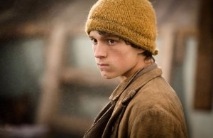 Tom Holland In the Heart of the Sea