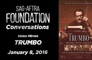 Watch: Conversations with Helen Mirren of 'Trumbo'