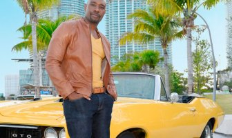 Morris Chestnut Rosewood Interview