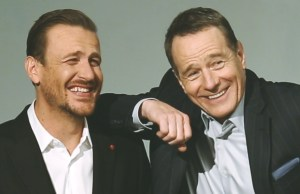 Watch: Actors on Actors with Bryan Cranston and Jason Segel