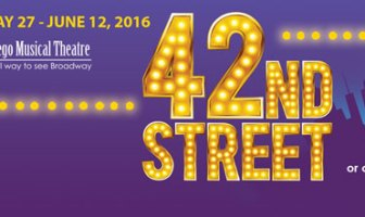 42nd Street James Vasquez SDMT