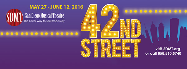 42nd Street James Vasquez SDMT
