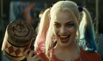 Margot Robbie as Harley Quin in 'Suicide Squad'
