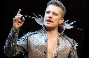 Actor Will Chase in Broadway's 'Something Rotten'
