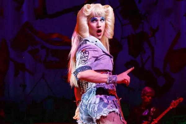 Darren Criss Hedwig Review