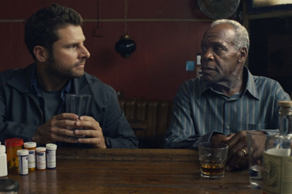 Movie Review: 'Pushing Dead' Starring James Roday
