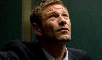 Actor Aaron Eckhart