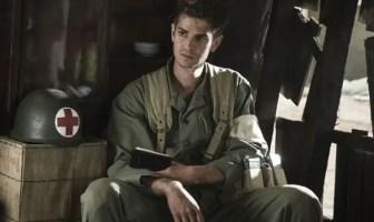 Actor Andrew Garfield