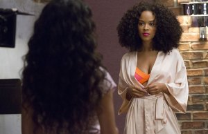 Actress Singer Serayah Empire