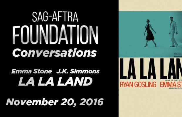 Watch: Emma Stone and J.K. Simmons Talk 'La La Land'