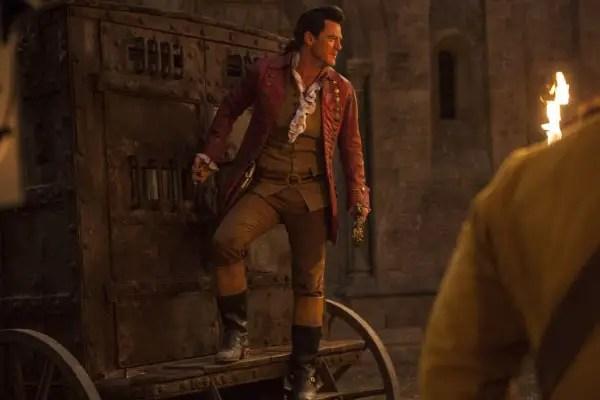 Actor Luke Evans