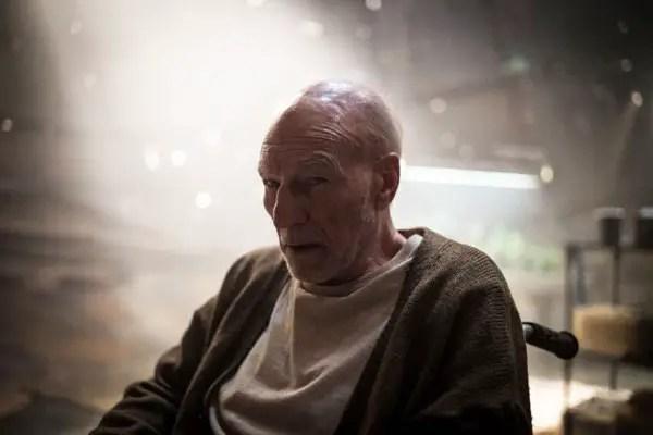 Actor Partick Stewart