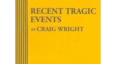 Recent Tragic Events Monologue