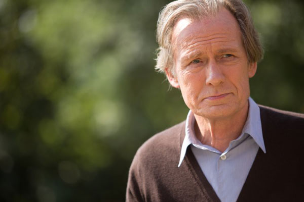 Actor Bill Nighy