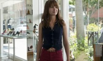 Actress Britt Robertson