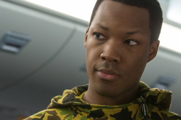 Actor Corey Hawkins