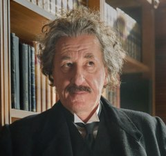 Actor Geoffrey Rush