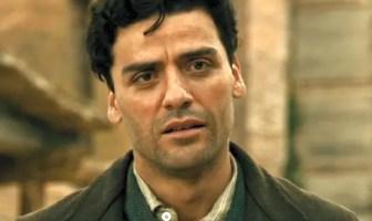 Actor Oscar Isaac