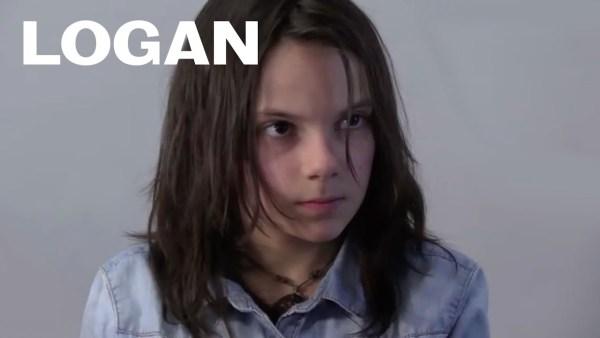 Watch: Dafne Keen's 'Logan' Screen Test