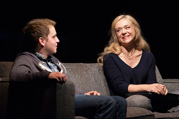 Actress Rachel Bay Jones
