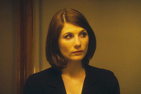 Actress Jodie Whittaker