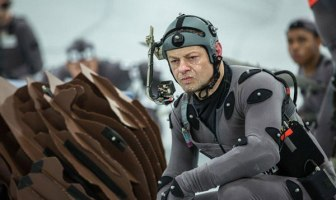 Actor Andy Serkis