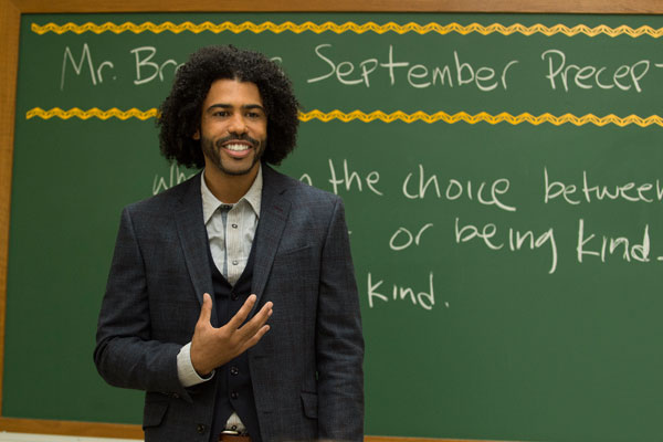Actor Daveed Diggs
