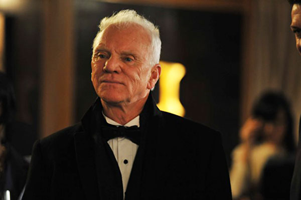 """Malcolm McDowell: """"You're only ever one phone call away from the part that will change your life"""""""