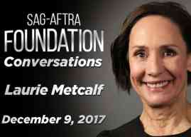 Watch: SAG Conversations with Laurie Metcalf