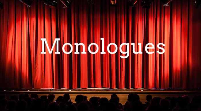Contemporary Monologues From Movies And Plays Daily Actor
