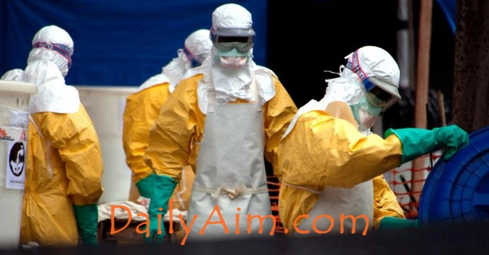 Ebola death toll - Daily Aim
