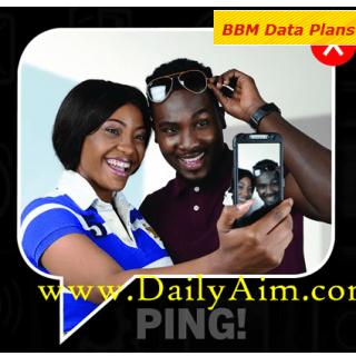 MTN BBM Data Plans