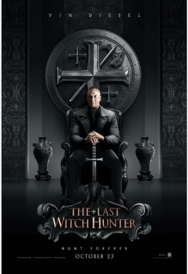 The Last Witch Hunter by Vin Diesel 2