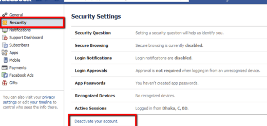 Steps to Deactivate and Activate Your Facebook Account