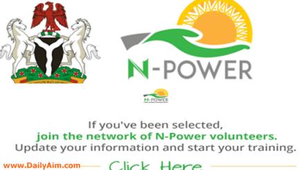 npower Online Registration Full Guide