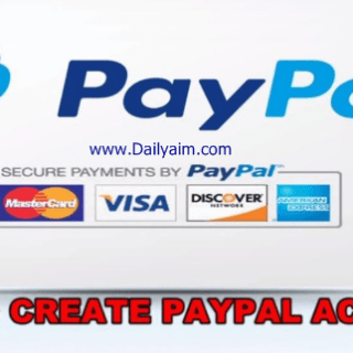 How to Create a PayPal Account