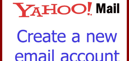 How To Create New Yahoo Email Account