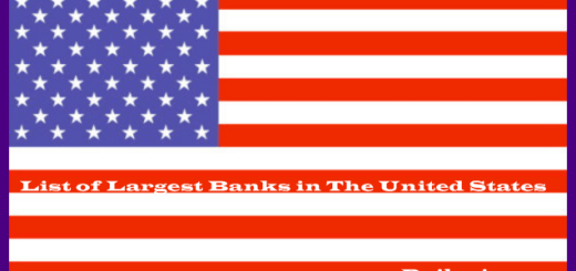 List of Largest Banks in The United States