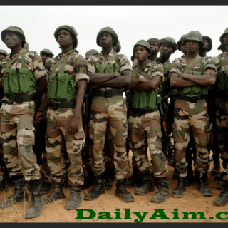 2018 Nigeria Army Recruitment