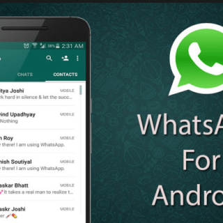 Create WhatsApp Account For Android Phone